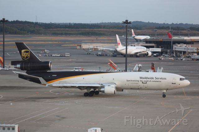 Boeing MD-11 (N290UP)