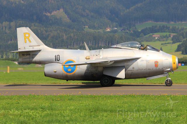 Saab 29 (SE-DXB)