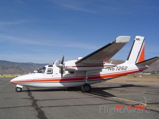 Aero Commander 500 (N57262)