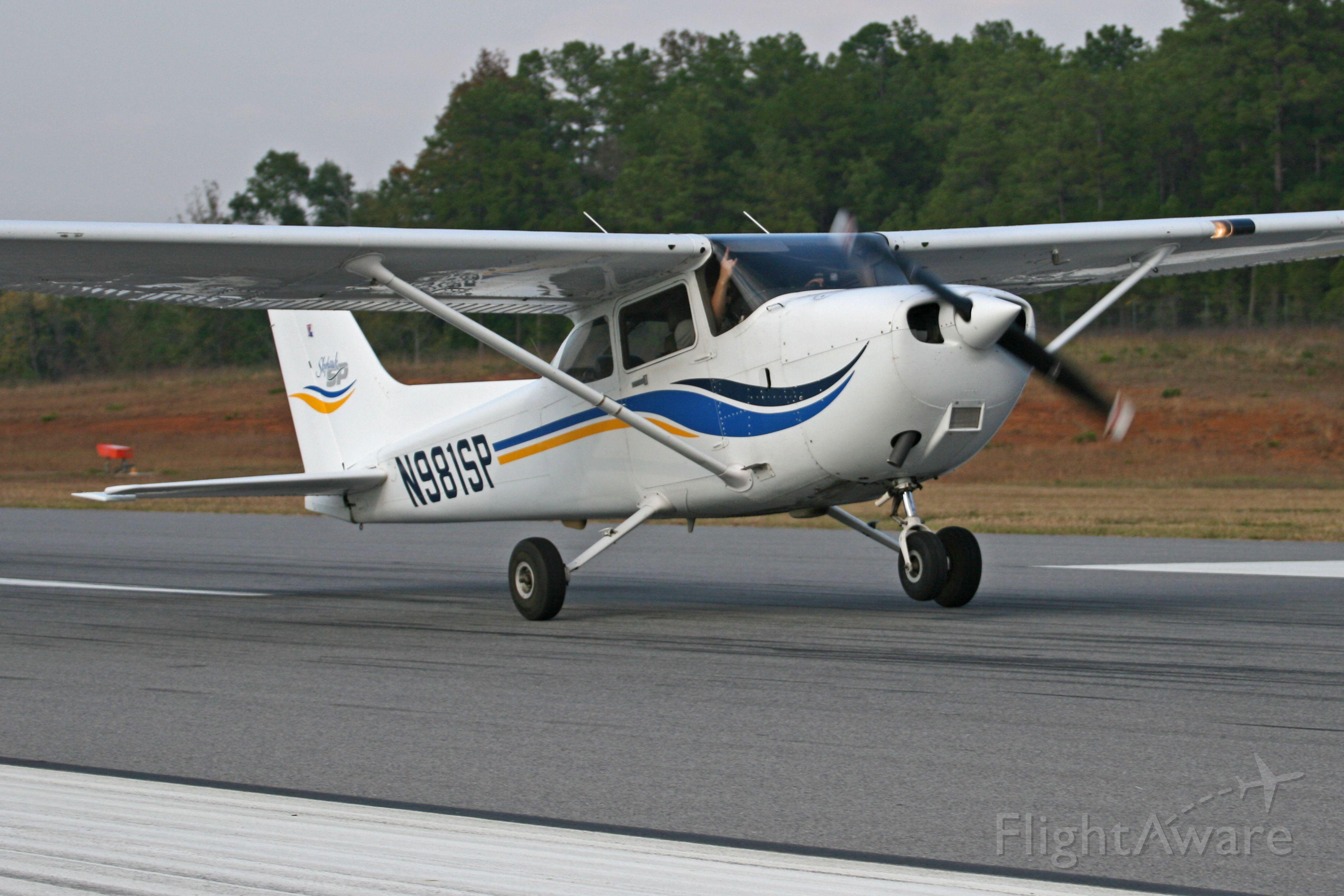Cessna Skyhawk (N981SP)