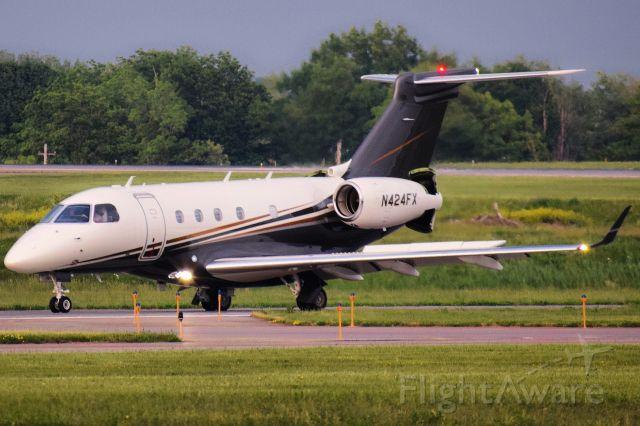 Embraer Legacy 450 (N424FX) - Year: 2019<br />Make: Embraer Executive Jets<br />Model: Legacy 450<br />Opby: FlexJet