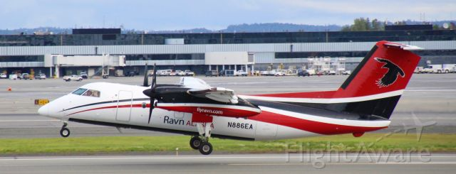 de Havilland Dash 8-100 (N886EA)