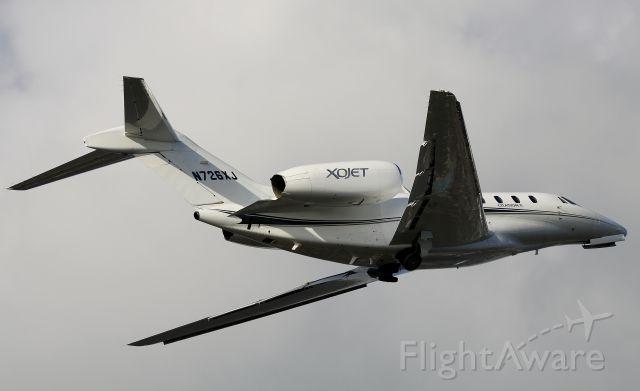Cessna Citation X (N726XJ)