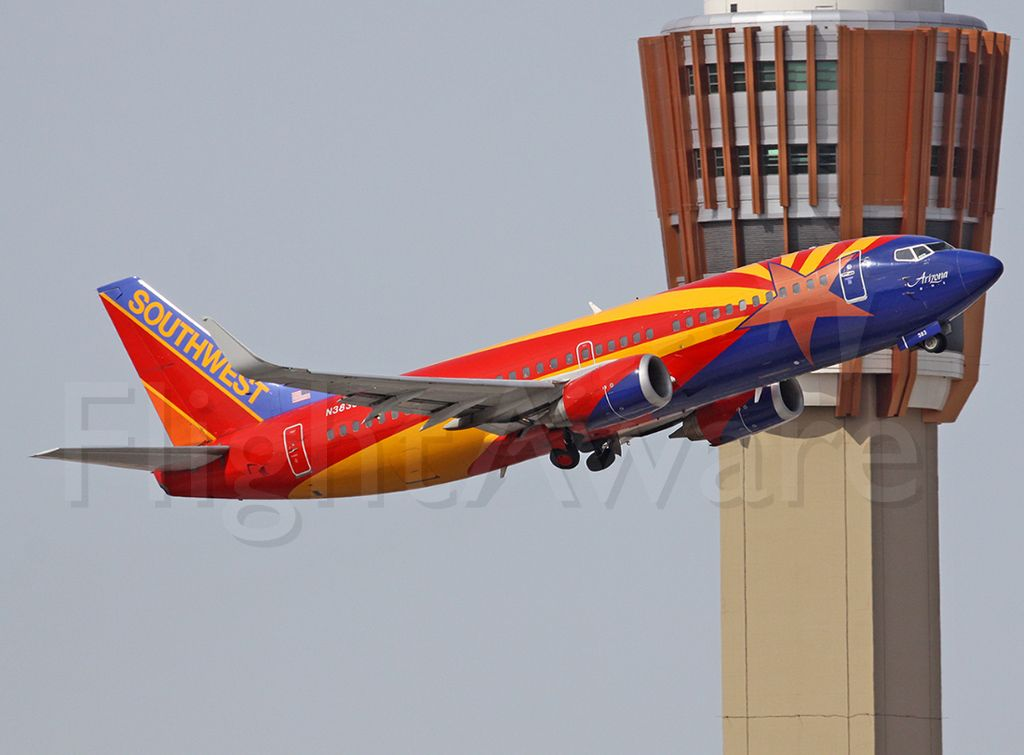 N383SW — - Phoenix, AZ