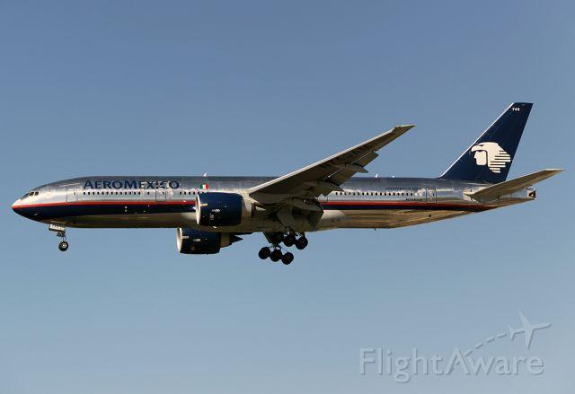 BOEING 767-200 (N745AM)