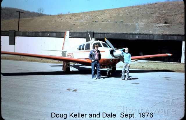 N6382Q — - Back from a hop around Cumberland and Cresaptown...check out the pants!!  Dale Helmick