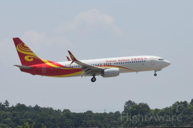 Boeing 737-800 (B-1729) - B737-800 SSW
