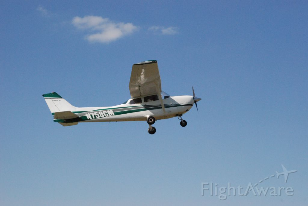 Cessna Skylane (N758CM)