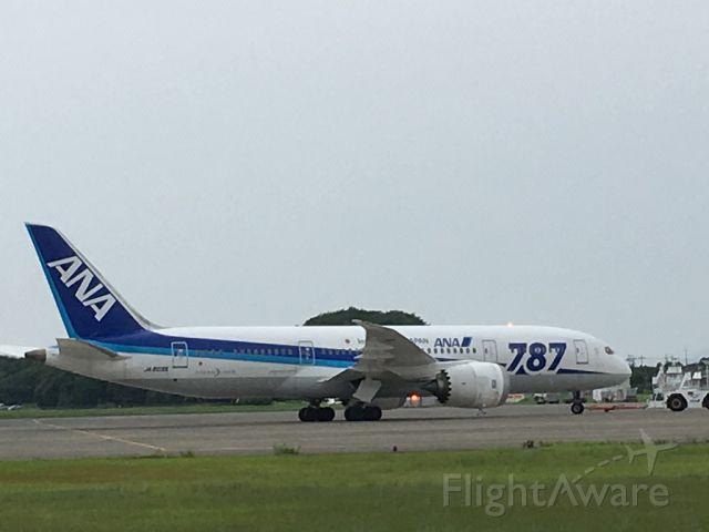 Boeing Dreamliner (Srs.8) (JA809A)