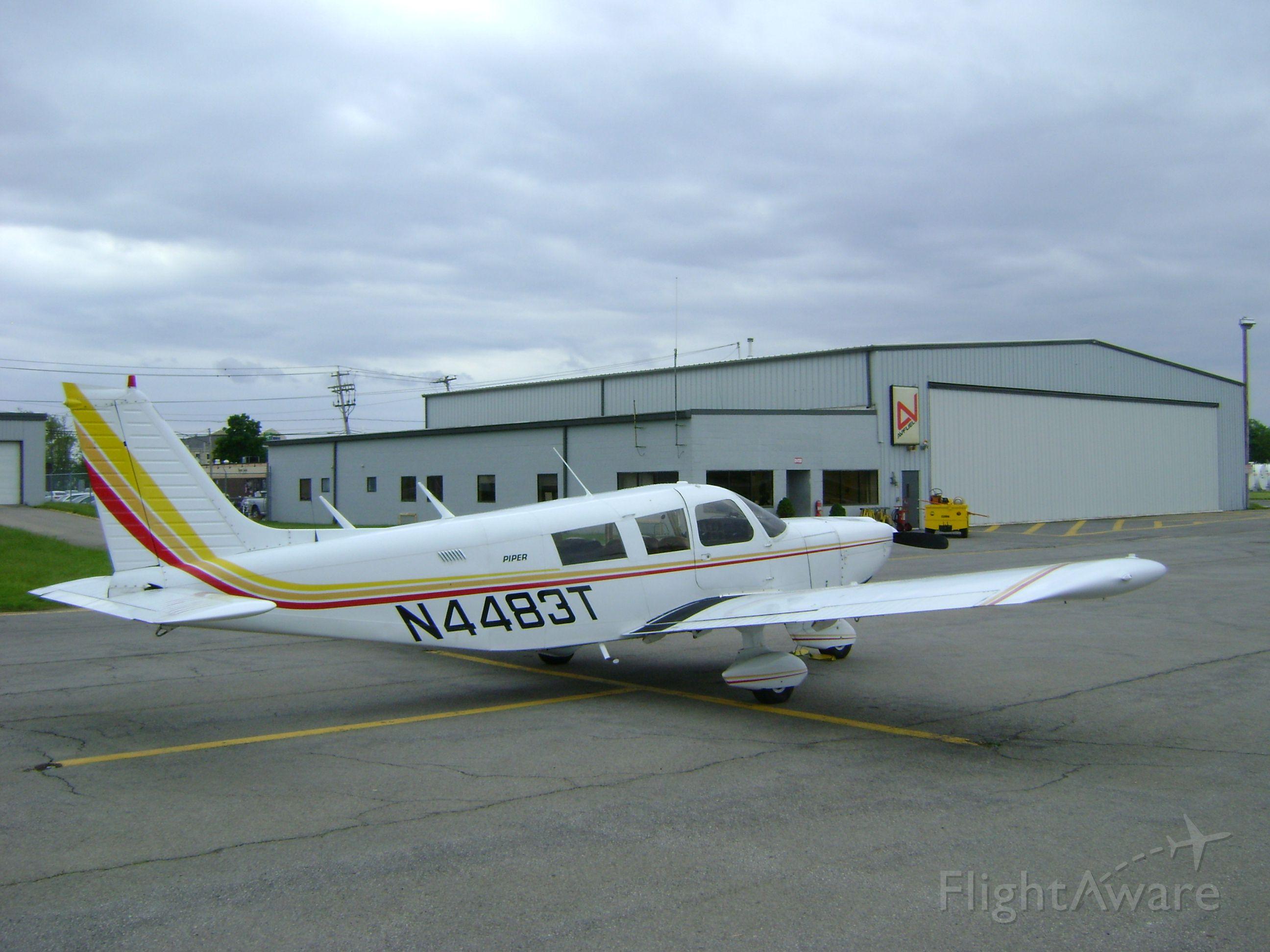— — - Business Trip to Niagara Falls international airport.