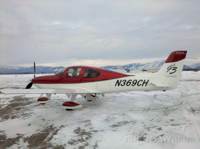 Cirrus SR-22 (N369CH)