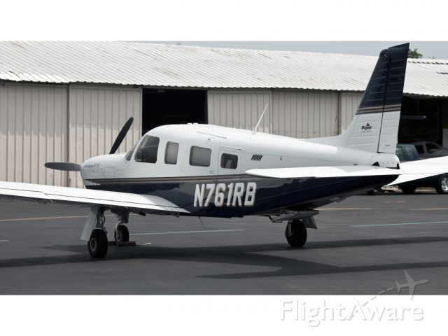 Piper Saratoga/Lance (N761RB) - A very nice opersonal travel aircraft.