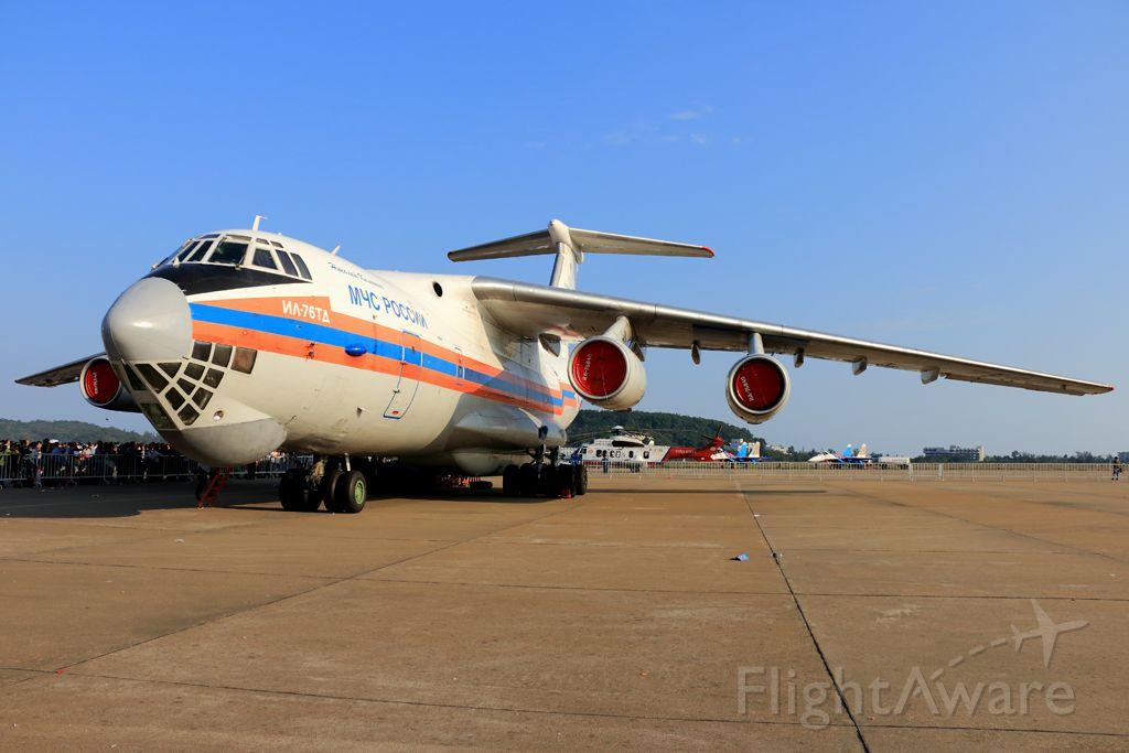 Ilyushin Il-76 (RA-76840)