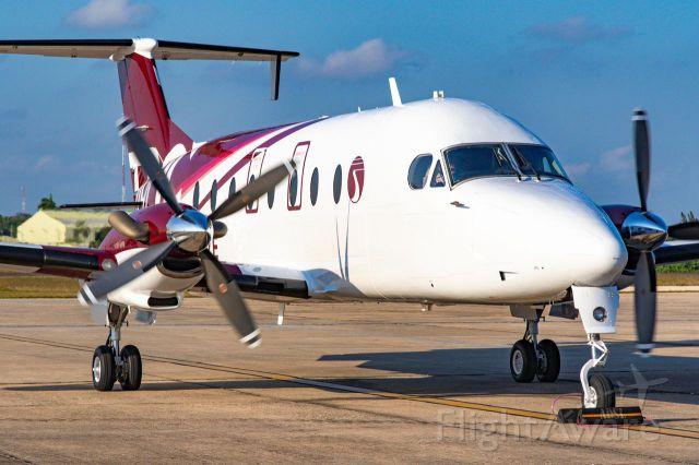 Beechcraft 19 Sport (V3-BZE) - Tropic Air BE1900D