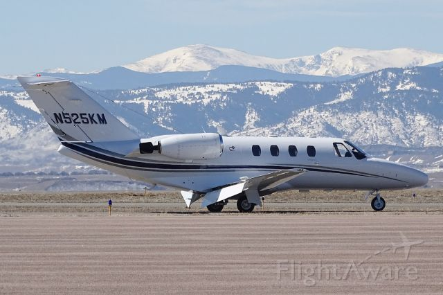 Cessna Citation CJ1 (N525KM) - March 17, 2019
