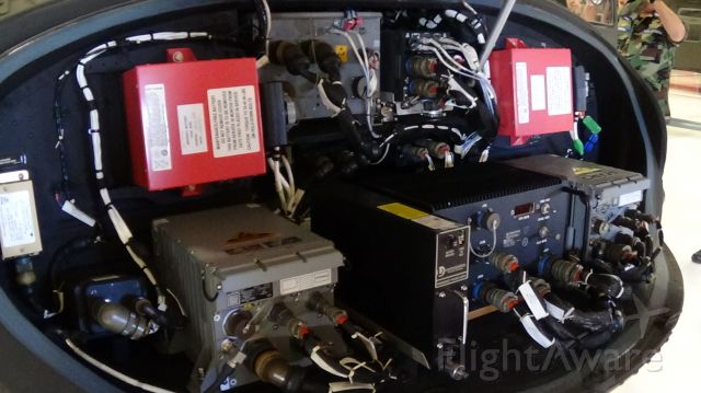 12-0706 — - A look at the new and improved avionics of the H60M.  This photo was taken on November 7, 2015 at the Iowa National Guard in Bone, Iowa.