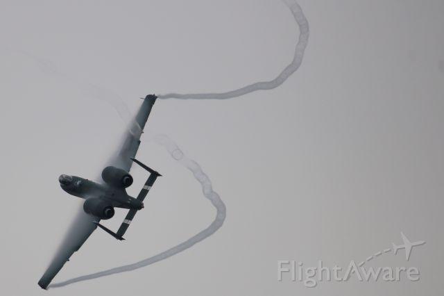 Fairchild-Republic Thunderbolt 2 (80-0275)