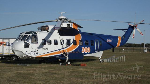 Sikorsky Sea King (C-FIZA)