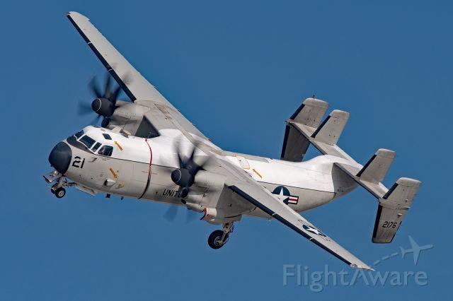 Grumman C-2 Greyhound (16-2176)