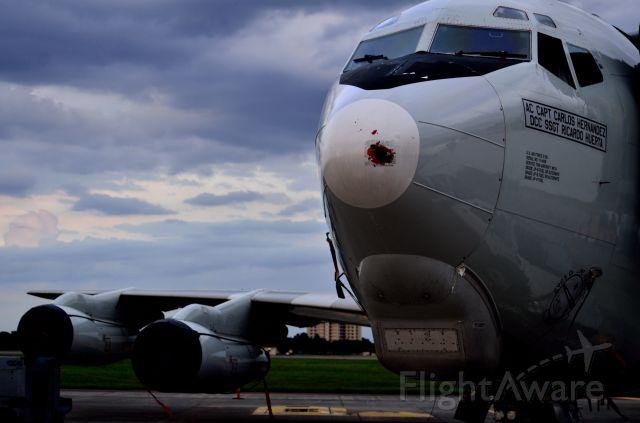 Boeing 707-300 (71-1408)
