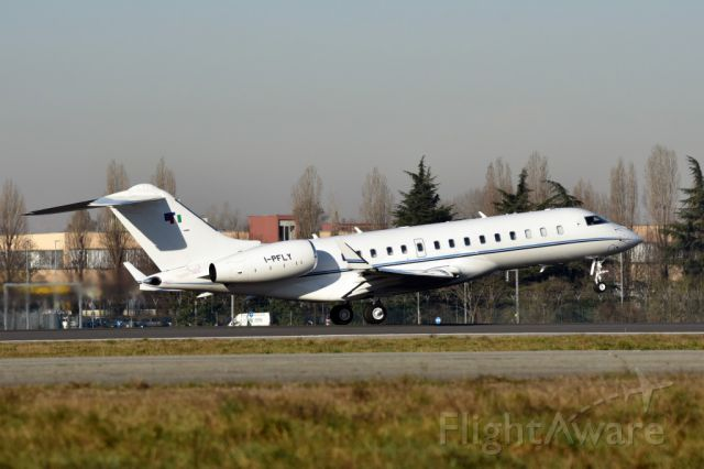 Bombardier Global Express (I-PFLY) - 05/02/2016br /Bombardier Global 6000