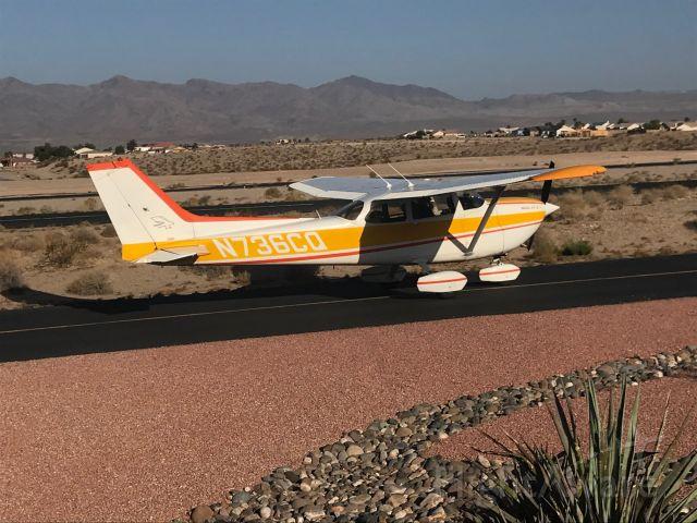 Cessna Skyhawk (N736CQ)