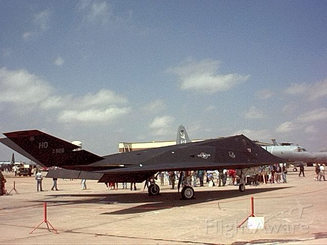 Lockheed Nighthawk — - F117