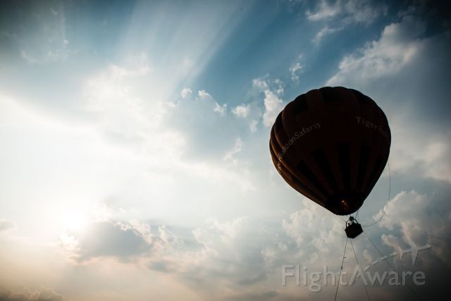 Unknown/Generic Balloon (VT-ART) - Dawn Flight in Goa, India.