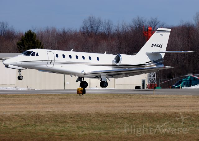 Cessna Citation Sovereign (N444A)