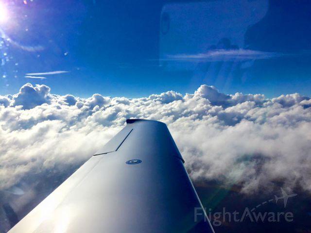 Cirrus SR-22 (N969BS) - Flying From Salt Lake City to Las Vegas.