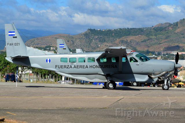 Cessna Caravan (FAH21)