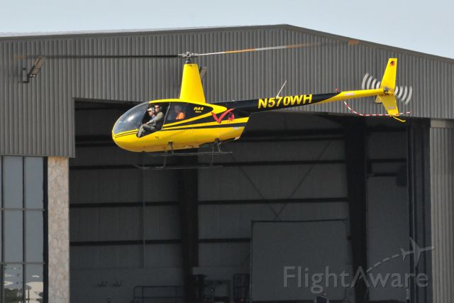 Robinson R-44 (N570WH) - Wings Over Waukesha, WI Airshow.
