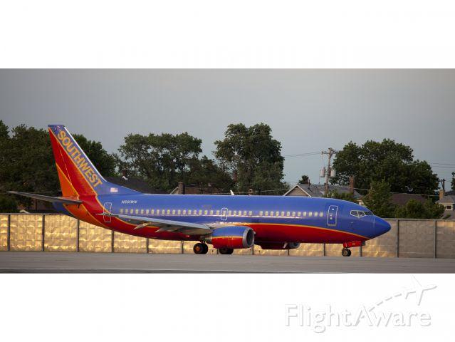Boeing 737-700 (N691WN)