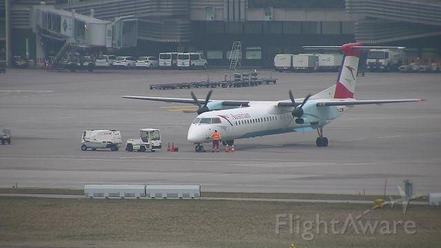de Havilland Dash 8-100 —