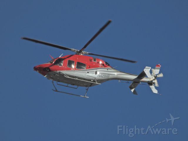 Bell 429 GlobalRanger (N429HR)