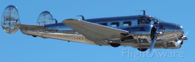 Beechcraft 18 (N5804C)
