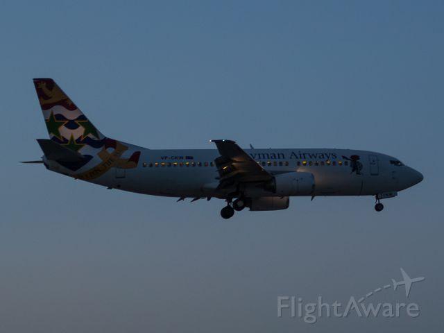 BOEING 737-300 (VP-CKW)