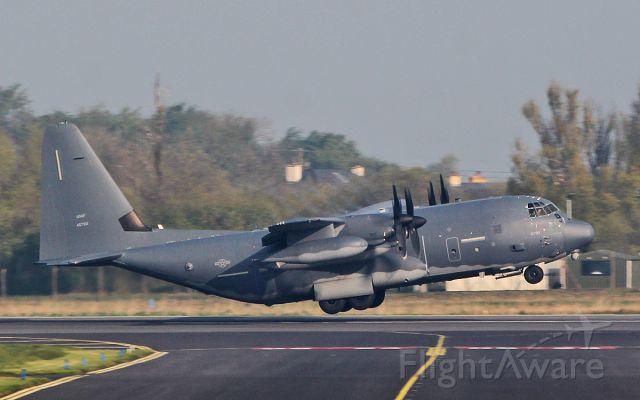 "Lockheed C-130 Hercules (14-5793) - ""rch1030"" usaf mc-130j 14-5793 dep shannon 18/4/19."
