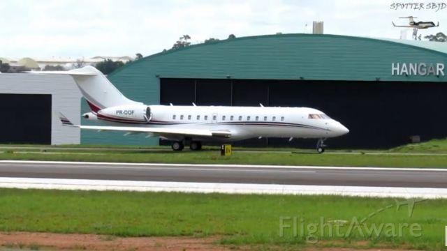 Bombardier Global Express (PR-OOF)