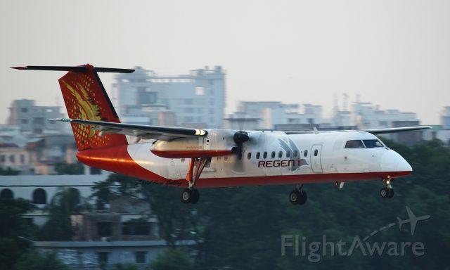 De Havilland Canada DHC-4 Caribou (S2-AHB)