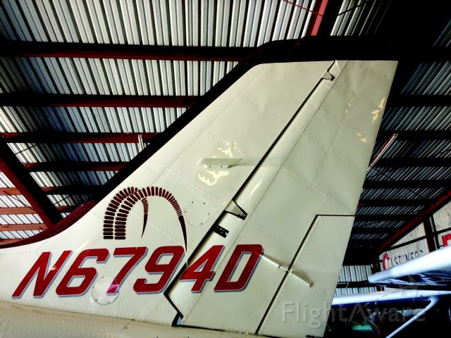 Cessna 421 (N6794D)