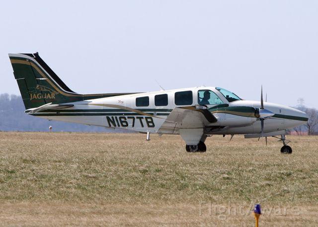 Beechcraft Baron (58) (N167TB)