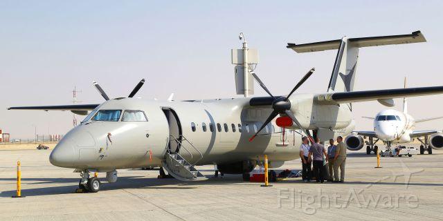 de Havilland Dash 8-300 (C-GFMX) - Force Multiplier