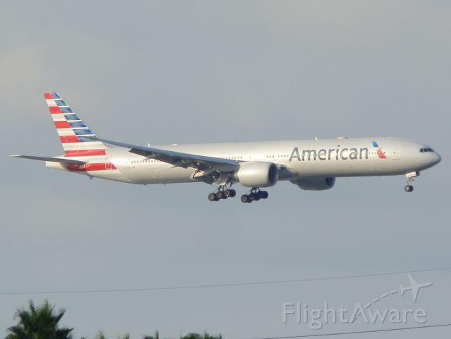 BOEING 777-300ER (N712AN) - Actual Reg#N717AN