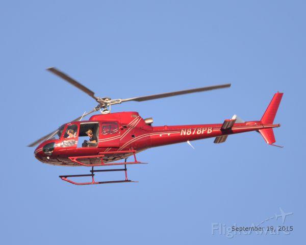 N878PB — - Over SR 14 near 10 St West Lancaster California