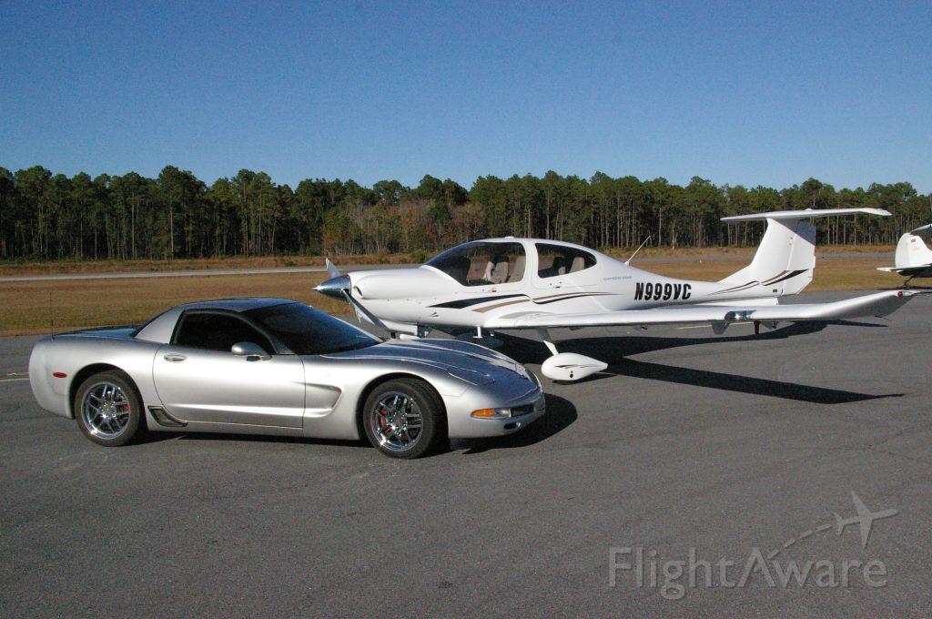 Diamond Star (N999VC) - 9VC with our Z06 Corvette