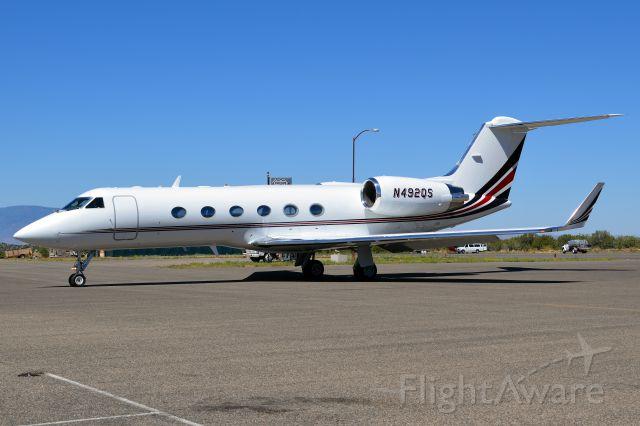 Gulfstream Aerospace Gulfstream IV (N492QS)