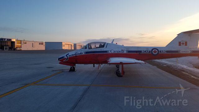 Canadair CL-41 Tutor (11-4013)