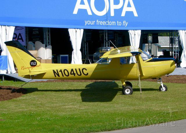Cessna 152 (N104UC) - AirVenture 2016.