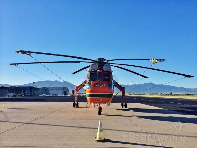 Sikorsky CH-54 Tarhe (N6962R) - Erickson Air Crane